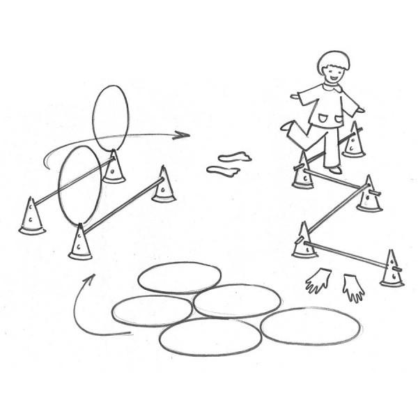 Set de motricitate C - Active Play imagine