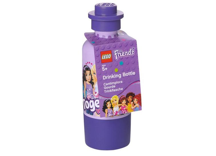 Sticla apa LEGO Friends lavanda