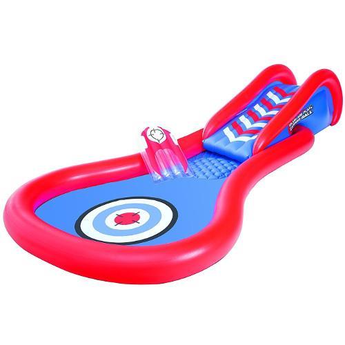 Tobogan Apa Splash and Play Cannon Ball