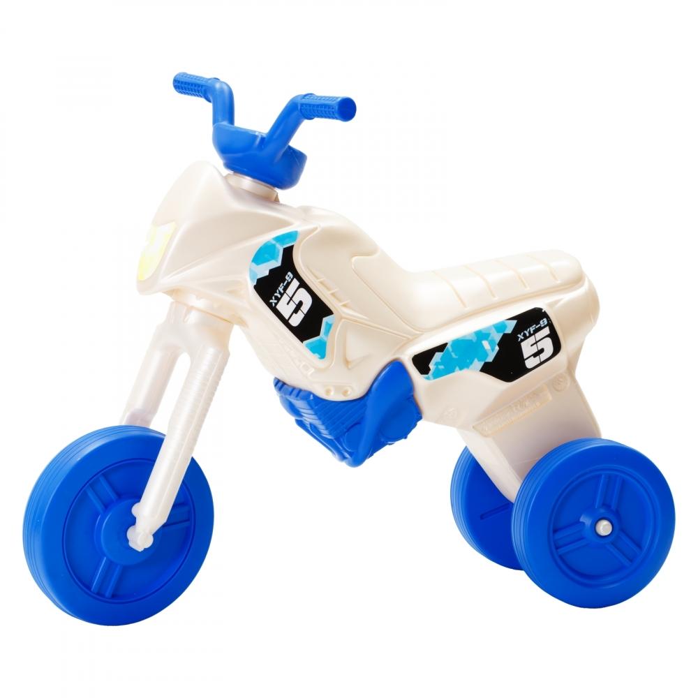 Tricicleta pentru copii Enduro Maxi B22 albalbastru