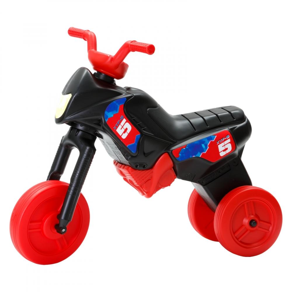 Tricicleta pentru copii Enduro Maxi B23 negrurosu