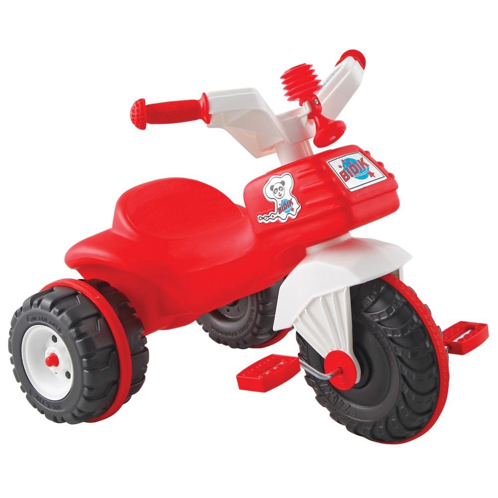 Tricicleta Pentru Copii Mobidic Red