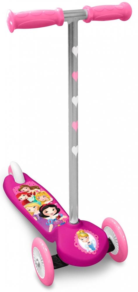 Trotineta intuitiva pentru fetite Disney Princess
