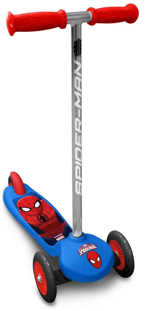 Trotineta intuitiva pentru baieti Spiderman