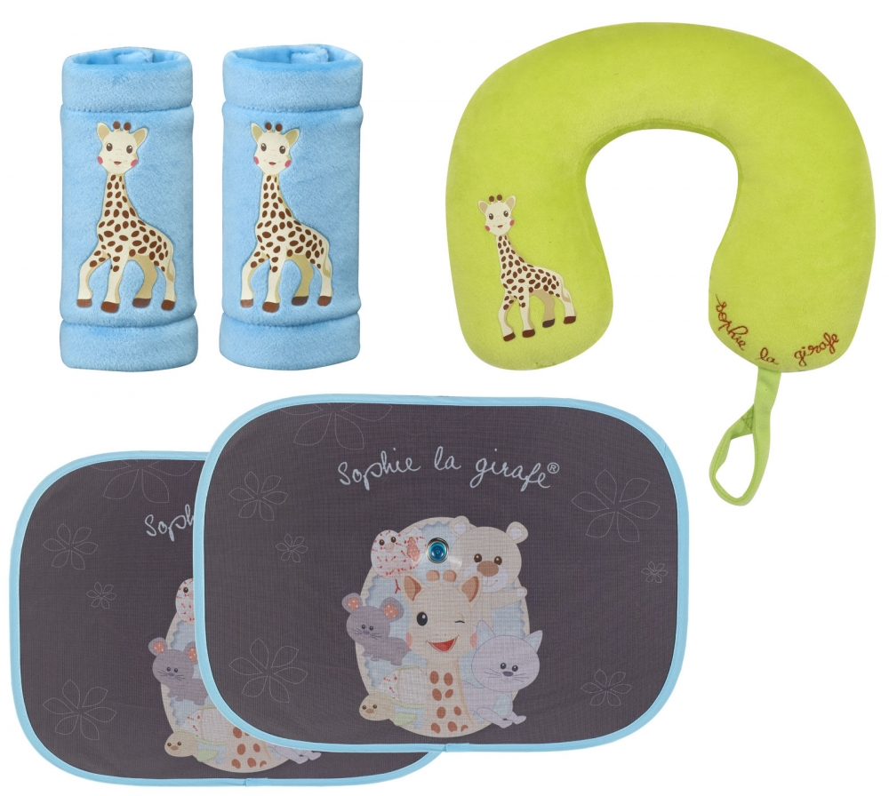 Set calatorie Girafa Sophie