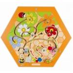 Aplicatie de perete harta albinutelor Beleduc