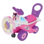 Avion interactiv Primul meu avion Minnie Kiddieland