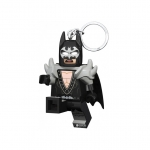 Breloc cu lanterna LEGO Batman Rocker