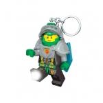 Breloc cu lanterna LEGO Nexo Knights Aaron