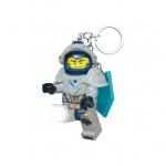 Breloc cu lanterna LEGO Nexo Knights Clay