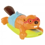 Jucarie de baie muzicala Surfin Beaver
