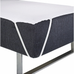 Cearsaf impermeabil 160x80 cm