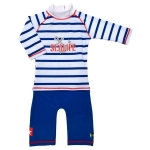 Costum de baie SeaLife blue marime 86-92 protectie UV Swimpy