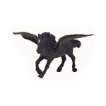 Figurina pegasus negru