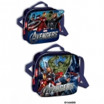 Geanta de umar termoizolanta cu magnet pentru gradinita Avengers