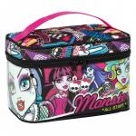 Geanta pentru accesorii Monster High all Stars