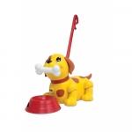 Jucarie de tras/impins Push me Puppy