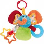 Jucarie din plus interactiva Elefant