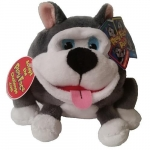 Mascota Play Face Pals Catel Husky
