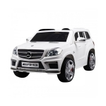 Masinuta electrica cu telecomanda Mercedes Benz GL63 White