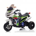 Motocicleta electrica cu roti din cauciuc Street Hero White