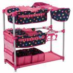 Patut Dublu Papusi Twin Doll Station