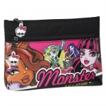 Penar cu doua fermoare Monster High All Stars