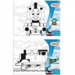 Pictura pe panza pentru copii Thomas