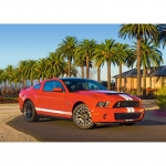 Puzzle Castorland 260 piese Shelby Ford Mustang GT 500