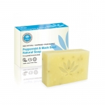 Sapun natural solid cu menta si negrilica PHB 100g