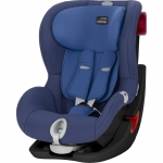 Scaun auto King II LS Black Series Ocean blue Romer