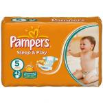 Scutece Pampers Sleep&Play 5 Junior 11-25 kg 42buc