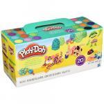 Set plastilina Play-Doh 20 cutii