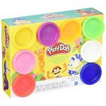 Set plastilina Play-Doh 8 cutii