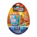 Set Reincarcare Aqua Dragons Jurassic Time Travel World Alive W4009