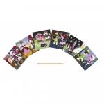 Set creativ carduri de razuit Cenusareasa