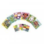 Set creativ mozaic animalute