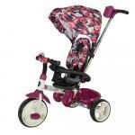 Tricicleta pliabila Coccolle Urbio Editie limitata Army Pink