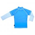 Tricou de baie Blue Ocean marimea 110-116 protectie UV Swimpy