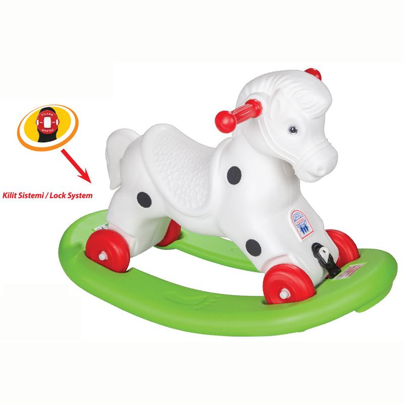 Balansoar cu roti Rocking Horse