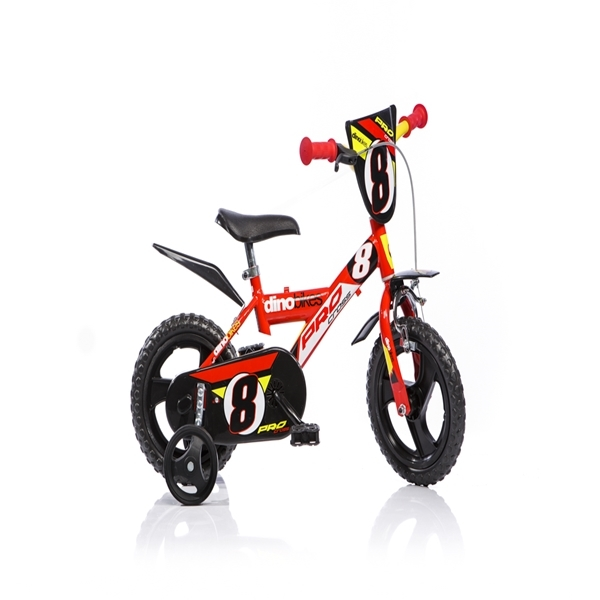 Bicicleta copii 123 GLN diametru 12 inch