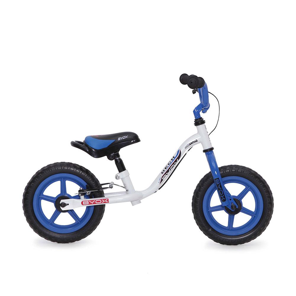 Bicicleta fara pedale Byox Dech Blue din categoria La Plimbare de la Byox