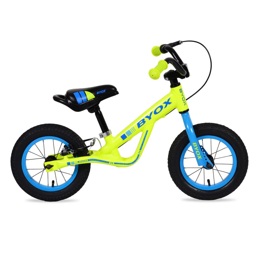 Bicicleta fara pedale Byox Jogger Green din categoria La Plimbare de la Byox