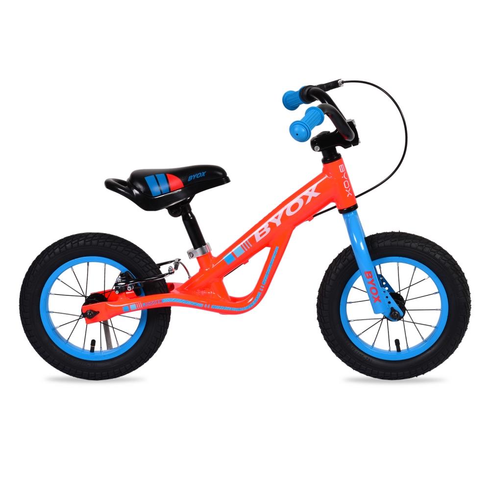 Bicicleta fara pedale Byox Jogger Red