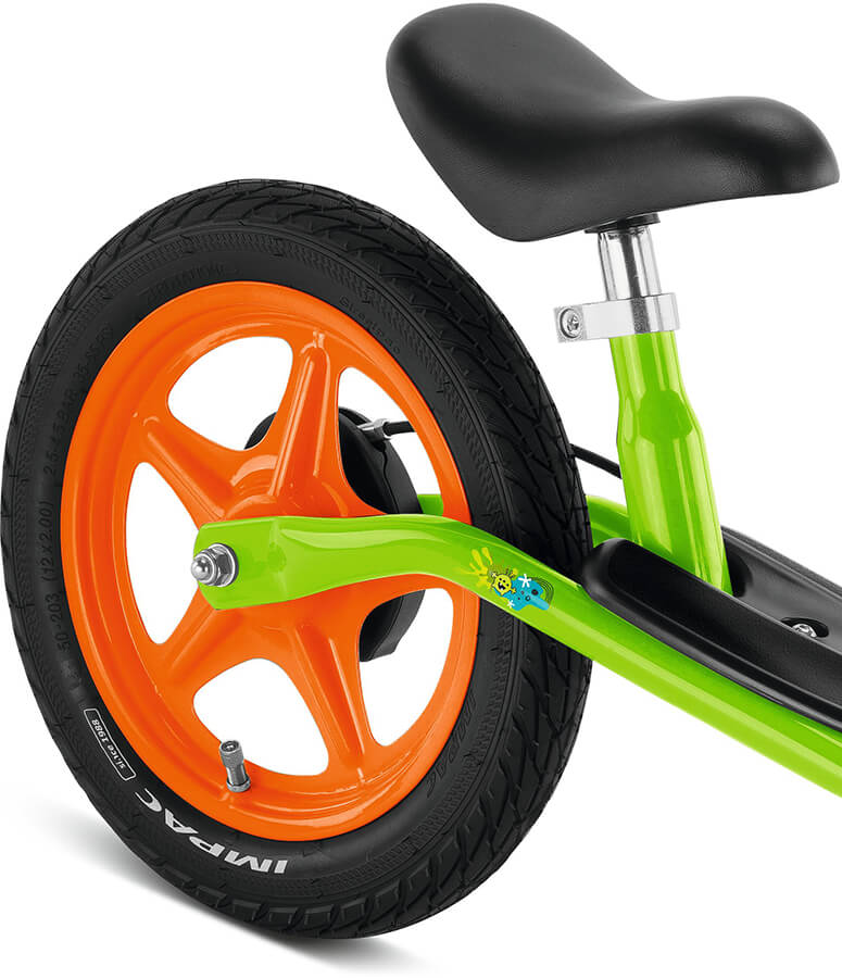 Bicicleta fara pedale Puky LR 1L BR Kiwi