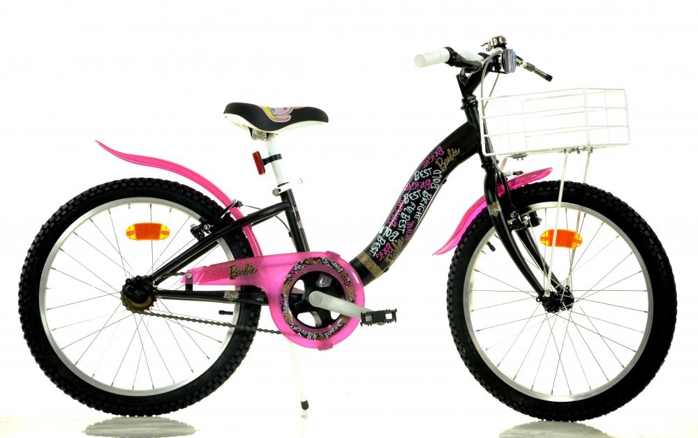 Bicicleta pentru fetite Barbie 20