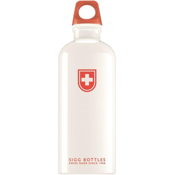 Bidon Sigg din aluminiu Swiss Shield 0,6L imagine