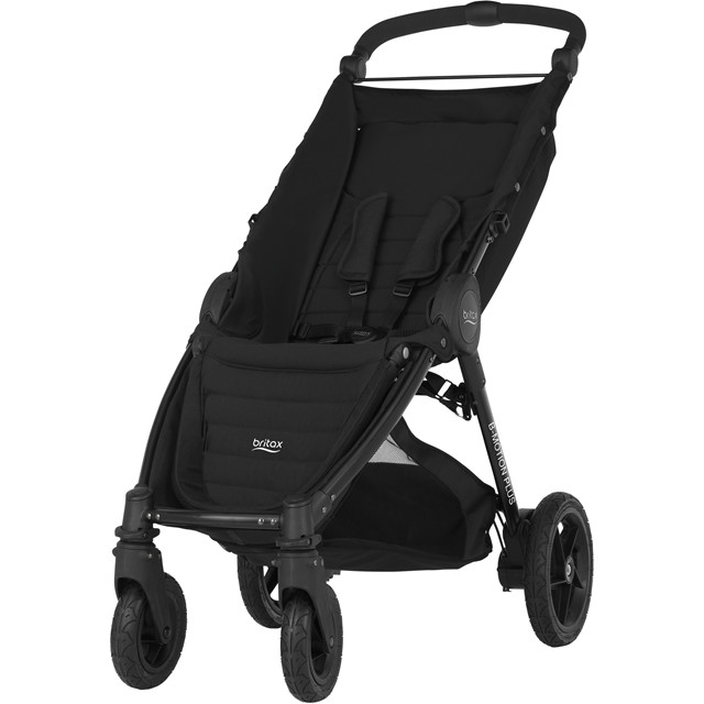 Carucior B-Motion 4 PLUS Cosmos Black Britax imagine