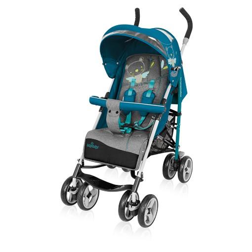 Carucior sport Baby Design Travel Quick 05 turquoise 2017