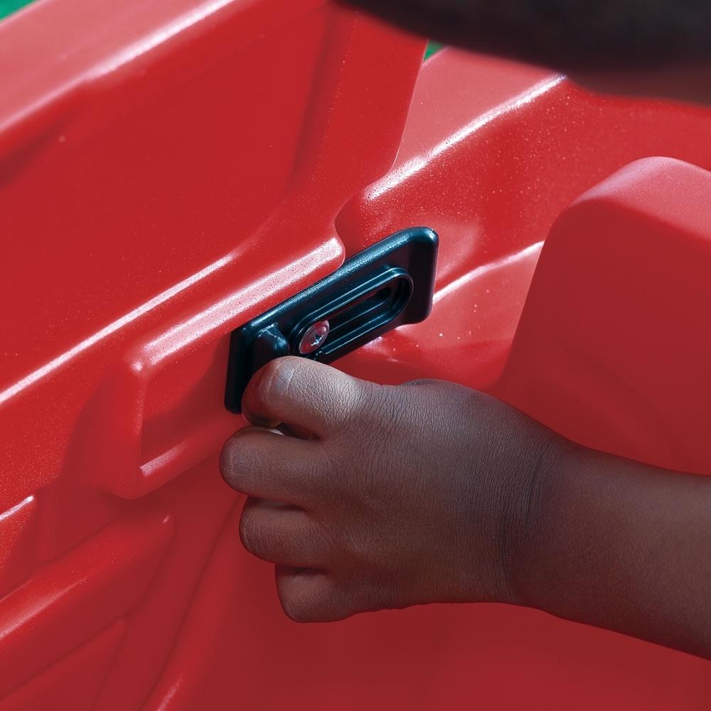 Masinuta fara pedale si cu maner Ford 2 in 1 F-150 Raptor SVT